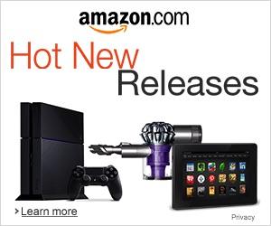 new releases Amazon