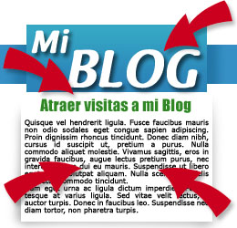 Atraer visitas a blog