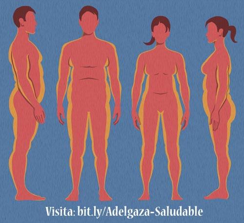 Como adelgazar rápido y saludablemente
