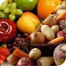 frutas y tuberculos en la alimentación PALEO