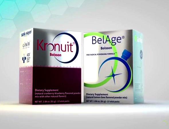 BelAge and Kronuit, Sanki distribuidor. distribuidor Sanki
