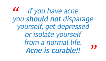 Acne is Curable